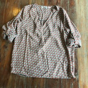 Collective Concepts Blouse size Small